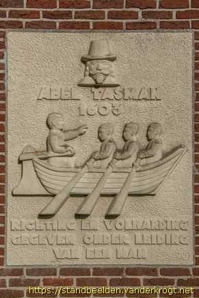 Abel Jansz. Tasman gedenksteen