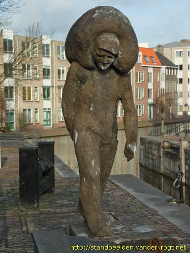 Schiedam -  Zakkendrager