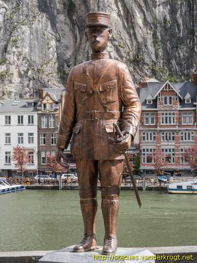 Dinant - Charles de Gaulle