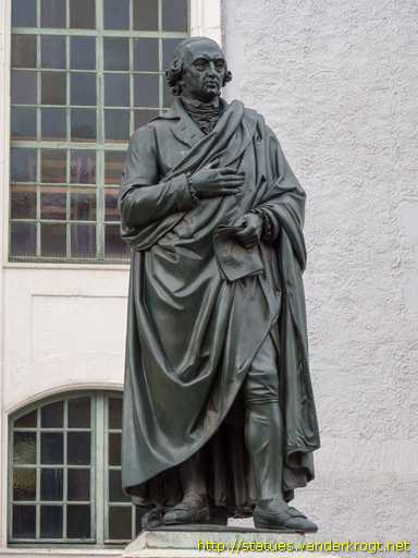 Johann Gottfried Herder and weimar