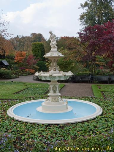 Shrewsbury The Dingle Fountain