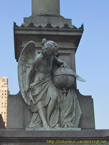 New York Columbus Monument