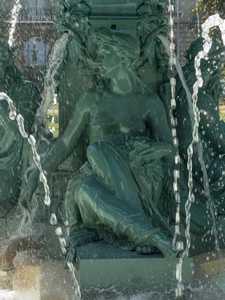 Gen ve fontaine du jardin anglais - Jardin anglais neuchatel dijon ...